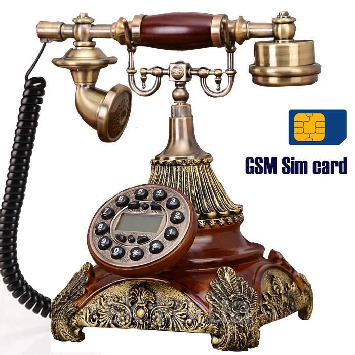 Стационарный gsm телефон sertec m023