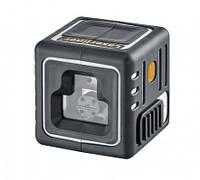 Профессиональный перекрёстный самонивелирующийся лазерный уровень 3 луча CompactCube-Laser 3, фото 1