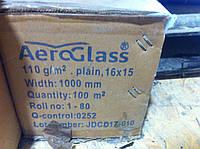 Стеклоткань AEROGLASS 110g/m2 płótno 16x15