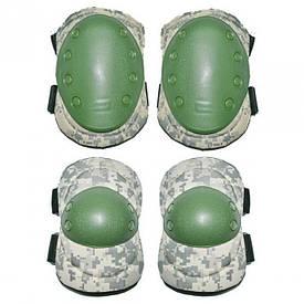 Наколенники налокотники НАТО ACU комплект