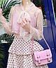 Стильная женская сумка почтальон В Наличии, фото 4