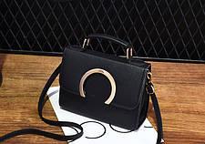 Элегантная сумка сундук с модным дизайном, фото 3