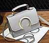 Элегантная сумка сундук с модным дизайном, фото 4