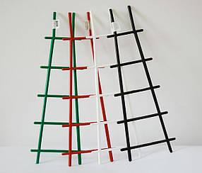 Лесенка для поддержки расстений 40 -70см высотой цвета Белый Терракотовый Зеленый Коричневый
