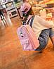 Тканевый рюкзак с принтом, фото 4