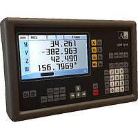 Четырехкоординатное устройство цифровой индикации с LCD дисплеем ADR-50-4, фото 1