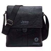 ea27e4059c2d Киев. Мужская кожаная сумка барсетка рюкзак через плечо бренд Jeep NEW +ПОД!