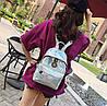 Голографический рюкзак для модных девушек, фото 4