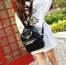 Голографический рюкзак для модных девушек, фото 3