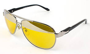 Водительские очки антифары с профессиональными стеклянными линзами