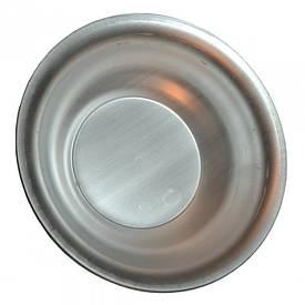 Тарелка армейская глубокая алюминиевая