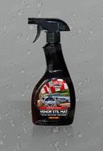 Профессиональный матовый полироль для автомобиля VENOR® STIL MAT (Peach), 500мл