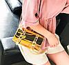 Голографічна сумка скриня на ланцюжку, фото 3