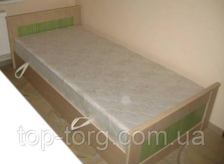 Ліжко Денді зелена