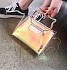 Оригинальная прозрачная сумка с ручками-котиками, фото 5