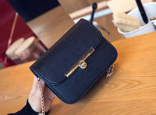 Деловая сумка сундучок с матовым оттенком, фото 2