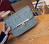 Деловая сумка сундучок с матовым оттенком, фото 4