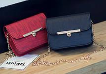 Деловая сумка сундучок с матовым оттенком, фото 3