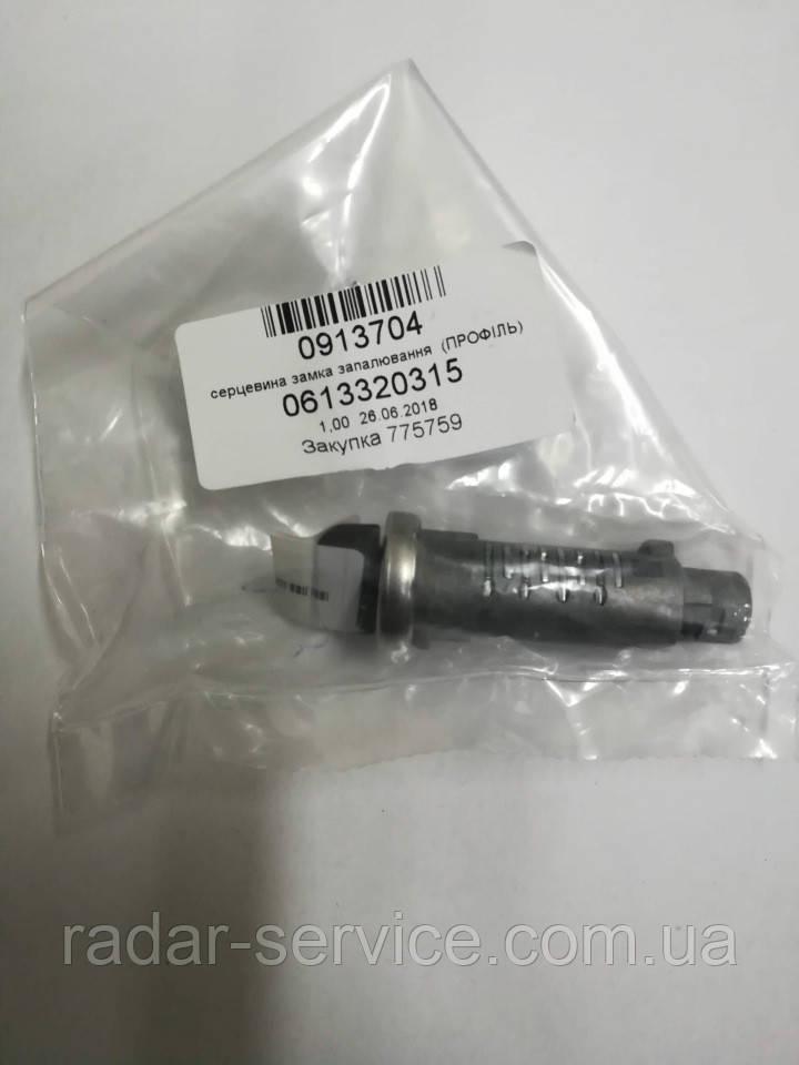 Серцевина замка зажигания Opel A-H C-D V-C Z-B, GM, 0913704