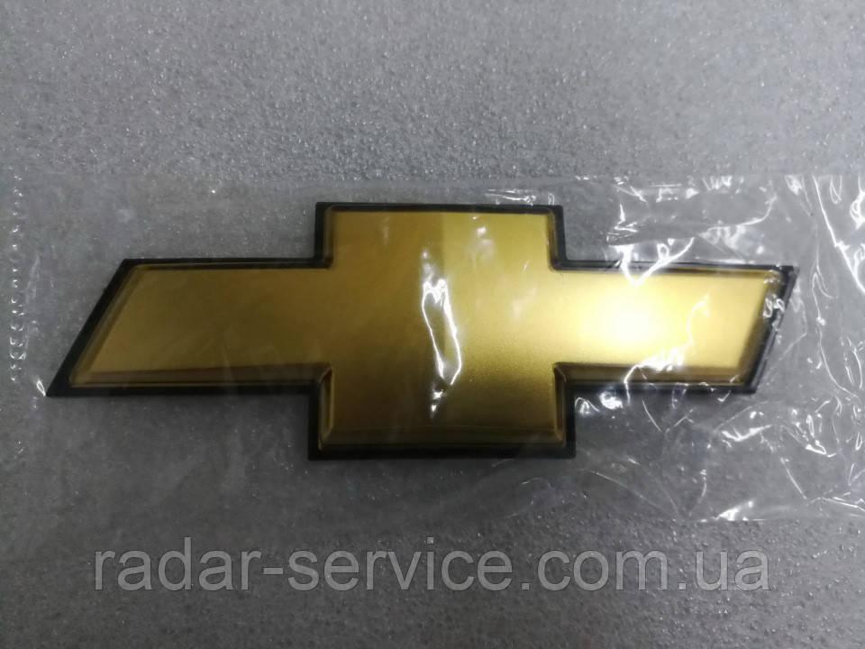 Емблема на решітку хрест передня седан, Авео T250, 96648780, GM