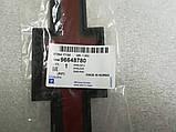 Емблема на решітку хрест передня седан, Авео T250, 96648780, GM, фото 2