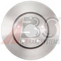 Тормозной диск A.B.S. 18012 на LEXUS HS (ANF10)