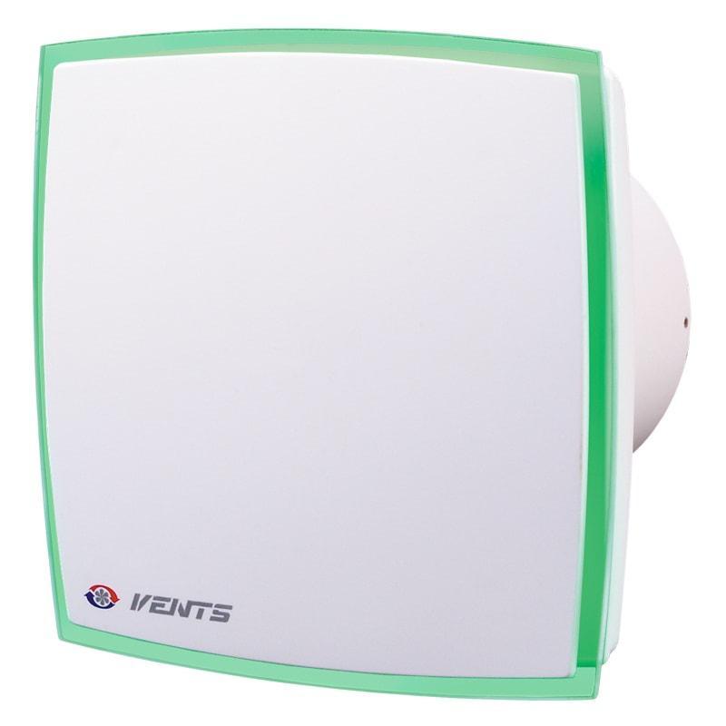 ВЕНТС 150 ЛД Лайт зеленый - вентилятор с LED подсветкой