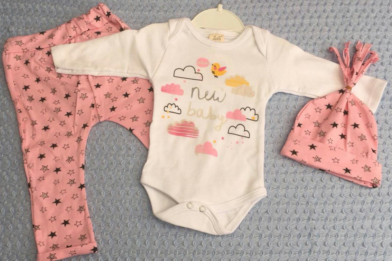 b18d193d8597 Детский костюм с боди для новорожденных на девочек 6-9 месяцев ...