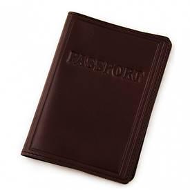 Обложка на загран паспорт (натур. кожа)