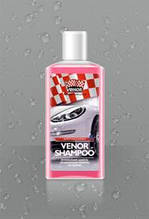 Концентрированное средство для мытья автомобиля. VENOR® SHAMPOО 500 мл