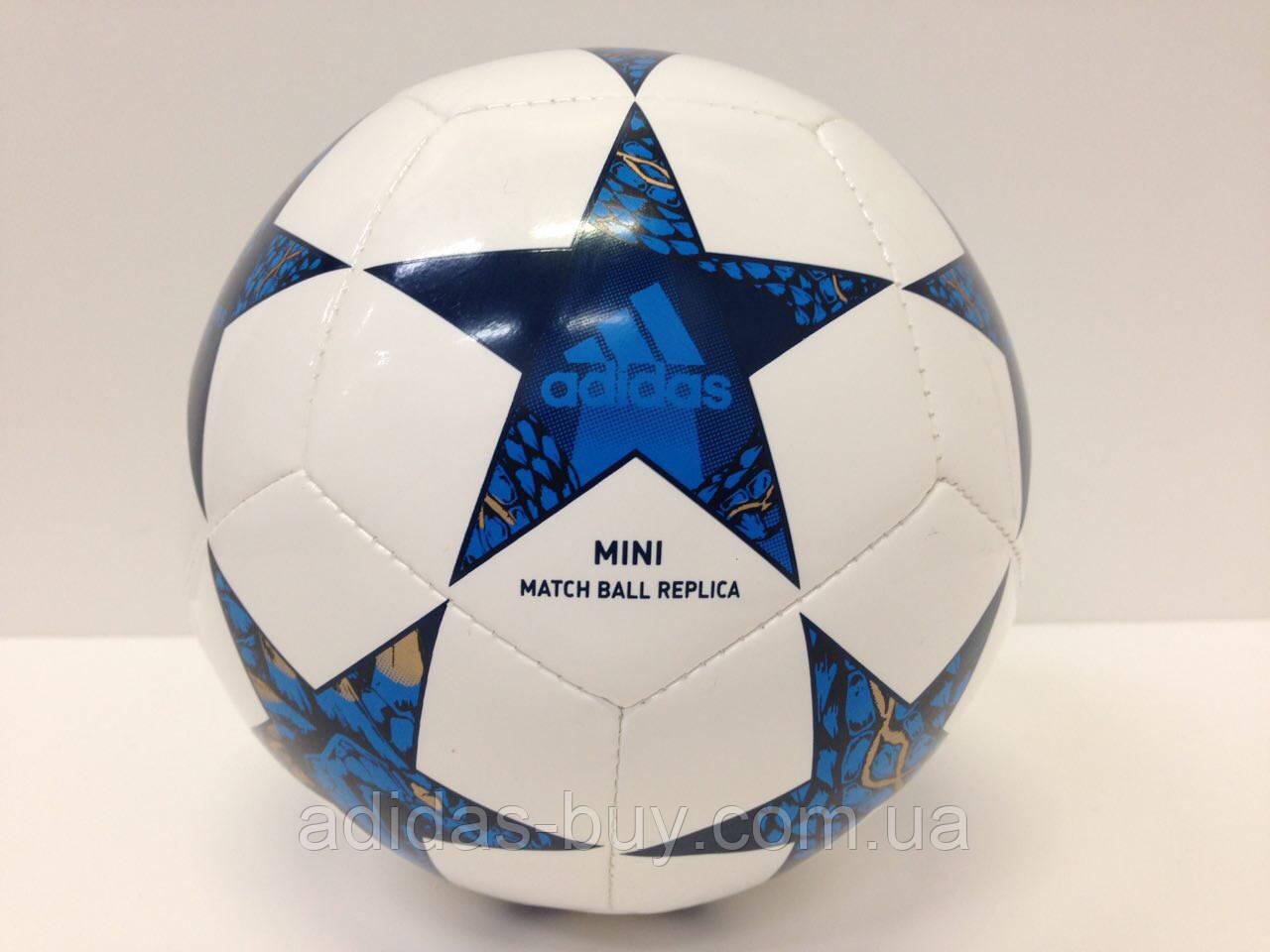 Оригинальный Футбольный мини мяч adidas FINALE CDF AZ9608 Размер  1 20cf1d9136703