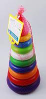Детская пирамидка выдувная (2360Piram)