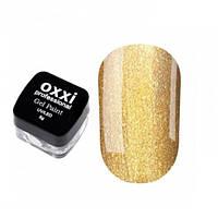 Гель-краска Oxxi Professional, № 3 (золотой)