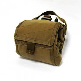 Вещевой мешок ROLL-UP 3D-pack Комбат койот 19 л