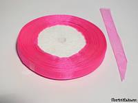Лента органза 12 мм. розовая