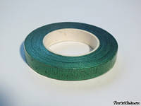 Тейп-лента металлик зеленая