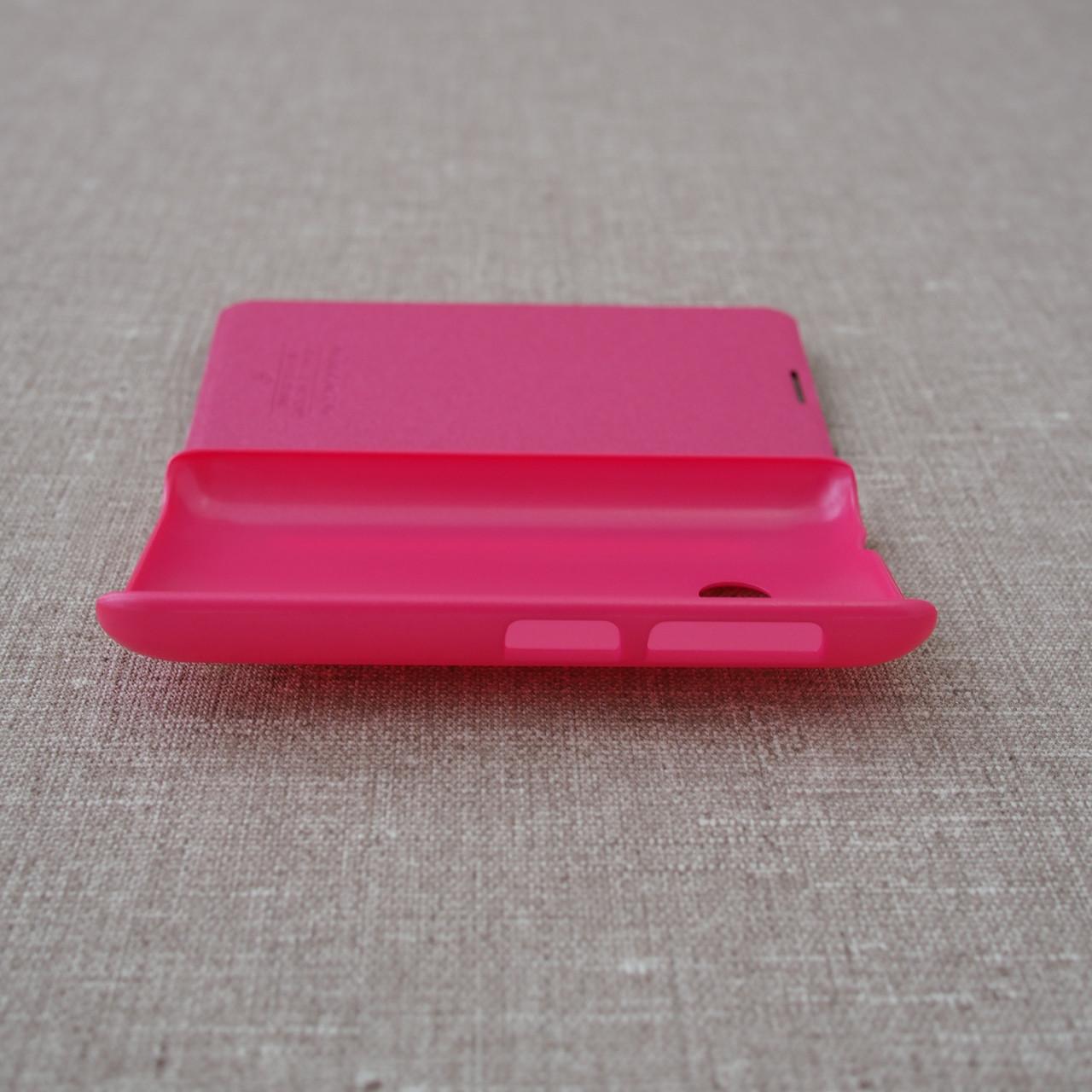 Чехол Nillkin Sparkle Nokia Lumia 530 pink Для телефона