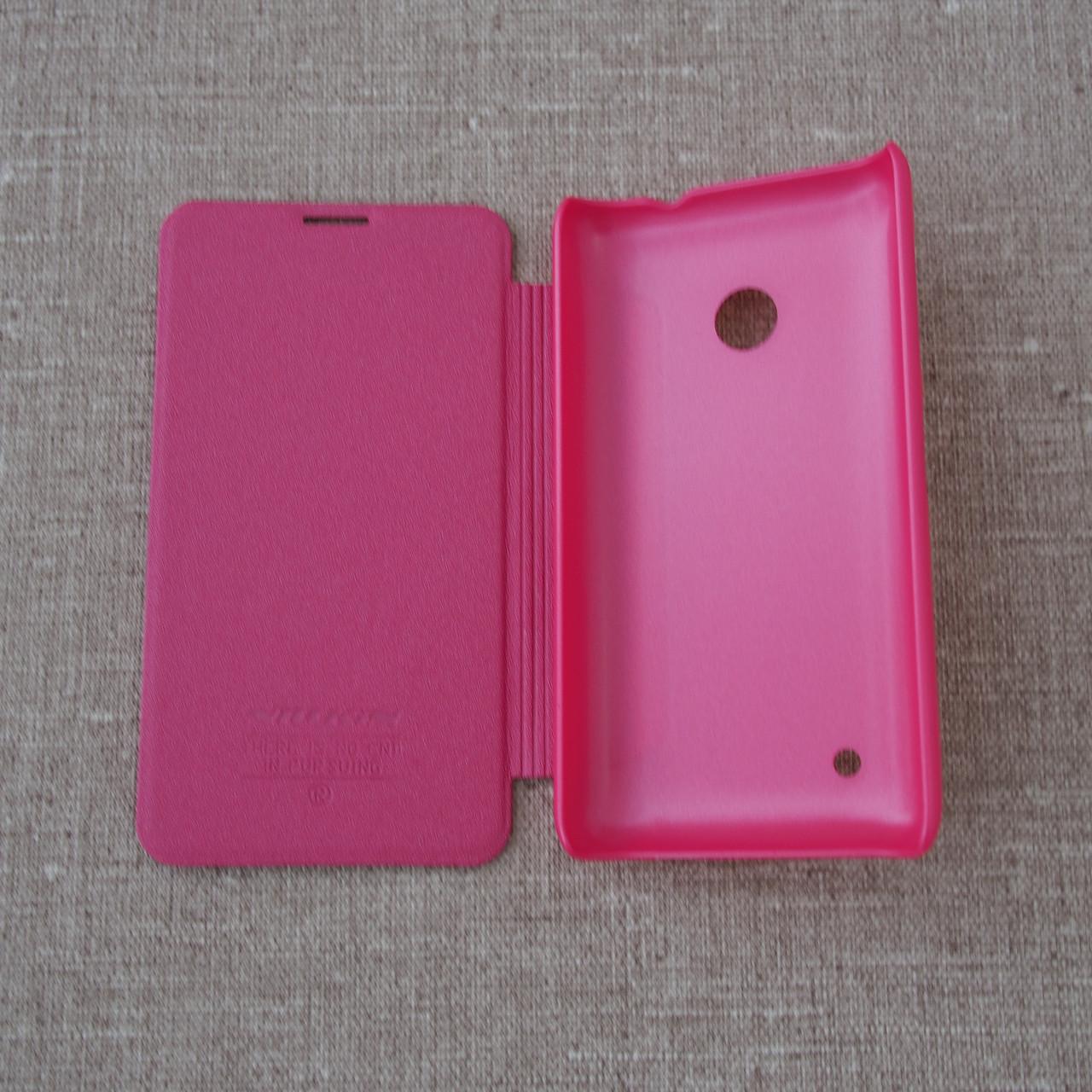 Nillkin Sparkle Nokia Lumia 530 pink