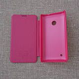 Чехол Nillkin Sparkle Nokia Lumia 530 pink EAN/UPC: 6956473289579, фото 3