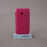 Чехол Nillkin Sparkle Nokia Lumia 530 pink EAN/UPC: 6956473289579, фото 2