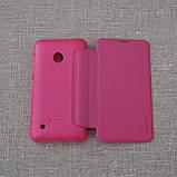 Чехол Nillkin Sparkle Nokia Lumia 530 pink EAN/UPC: 6956473289579, фото 4