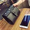 Стильныя небольшая сумочка с мраморным оттенком, фото 4
