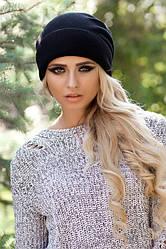 Демисезонная женская шапка 5072