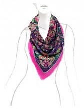 Стильный платок женский 140 на 140 см в 3х цветах LSZ33-523