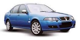 Защита двигателя и КПП - Rover 45