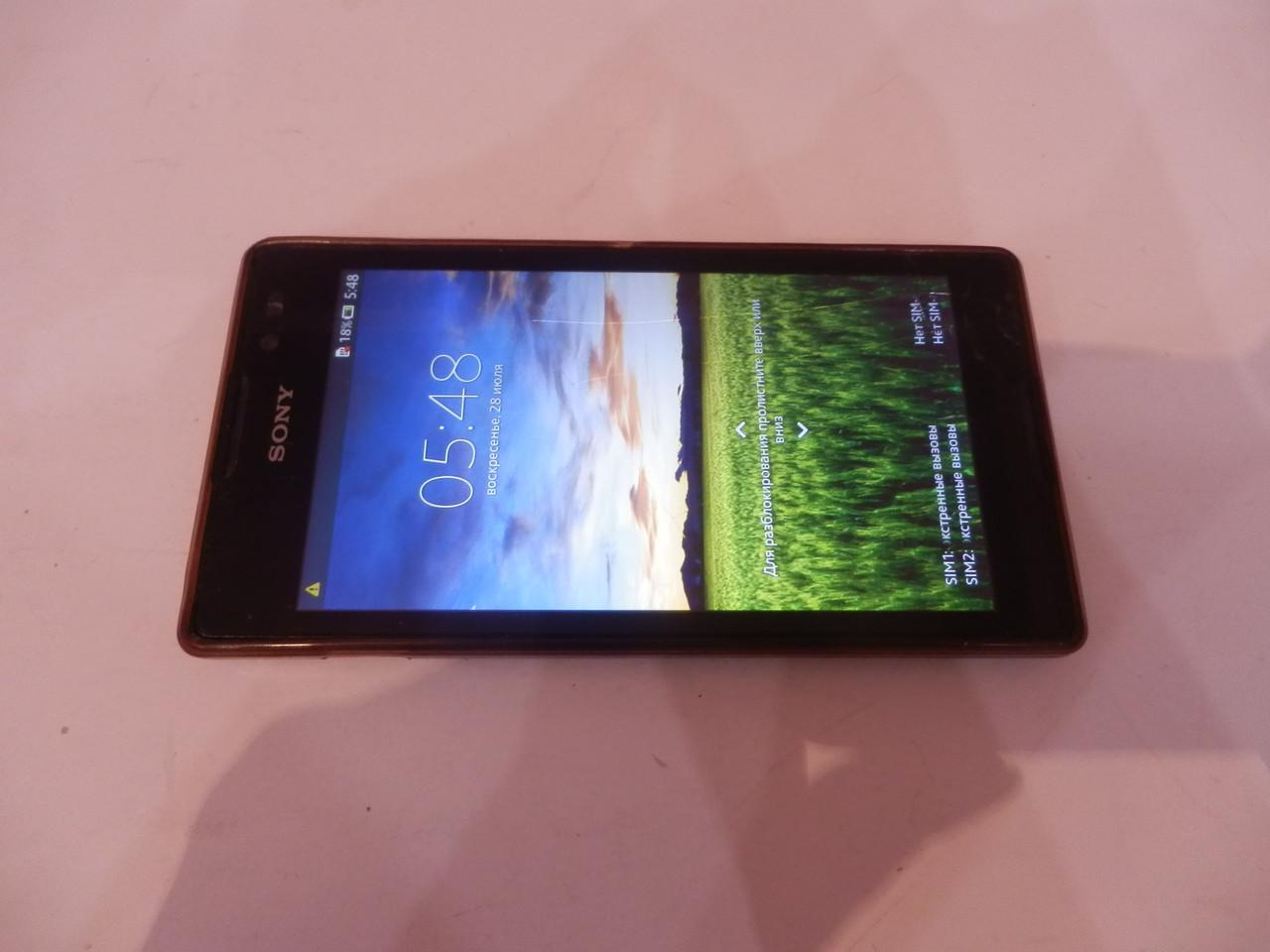 Мобильный телефон Sony C2305 №5287