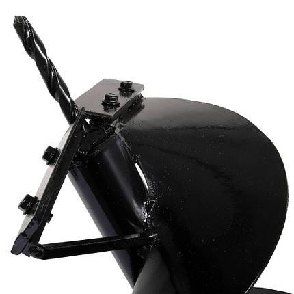 Шнек для мотобури 200x1000 зі змінними лезами, фото 2