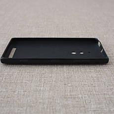 Чехол Silicon New Line X Nokia 830 black, фото 3