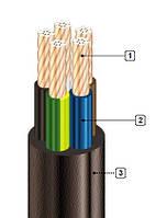 ВВГнг 5х25 мм2 ЗЗЦМ кабель силовой