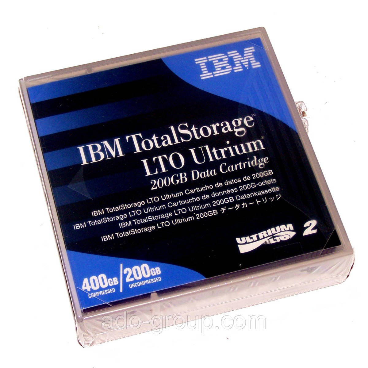 08L9870 Картридж IBM LTO-2 Ultrium Data Cartridge